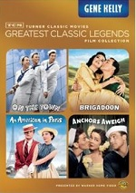 Gene Kelly - TCM Greatest Classic Legends Film Collection