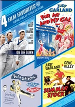 Gene Kelly Collection - 4 Film Favorites