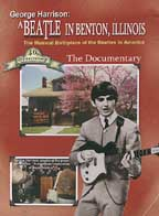 George Harrison - A Beatle In Benton, Illinois