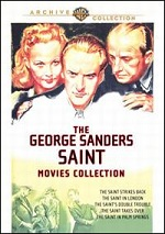 George Sanders Saint - Movies Collection