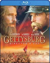 Gettysburg - Director's Cut (BLU-RAY)