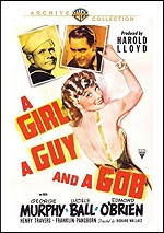 Girl, A Guy And A Gob