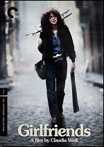 Girlfriends - Criterion Collection
