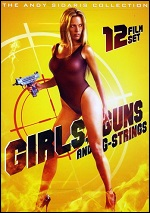 Girls, Guns And G-Strings - The Andy Sidaris Collection