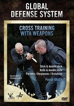 Global Defense System - Cross Training With Weapons