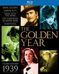 Golden Year Collection - 1939 (BLU-RAY)