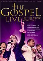 Gospel Live - Let The Music Move You
