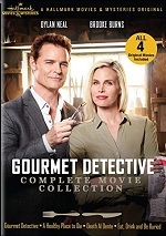 Gourmet Detective - The Complete Movie Collection