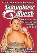 Grapplers Quest - Ist West Coast Submission Grappling Championships