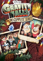 Gravity Falls - The Complete Series