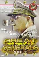 Great Generals - Vol. 1