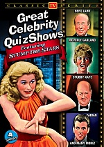 Great Celebrity Quiz Shows Featuring Stump The Stars