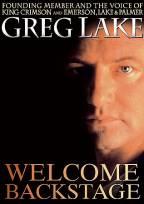 Greg Lake - Welcome Backstage