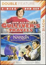 Gullivers Travels / Narnia: Voyage Of The Dawn Treader