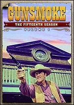 Gunsmoke - The Fifteenth Season - Volume 1