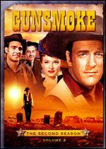 Gunsmoke - The Second Season - Volume Two