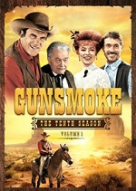 Gunsmoke - The Tenth Season - Volume One