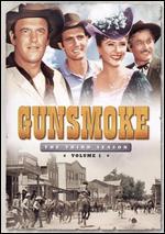 Gunsmoke - The Third Season - Volume One