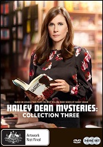 Hailey Dean Mysteries - Collection Three