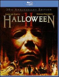 Halloween II - 30th Anniversary Edition (BLU-RAY)
