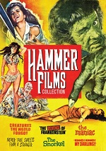 Hammer Films Collection - Volume Two