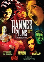 Hammer Films Collection - Volume One