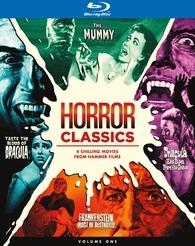 Hammer Horror Classics - Volume One (BLU-RAY)