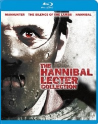 Hannibal Lecter Collection (BLU-RAY)
