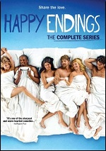 Happy Endings - The Complete Series