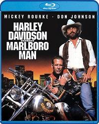 Harley Davidson And The Marlboro Man (BLU-RAY)