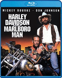 Harley Davidson & The Marlboro Man (BLU-RAY)