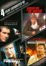 Harrison Ford Collection - 4 Film Favorites