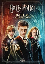 Harry Potter 8-Film Collection - 20th Anniversary Edition