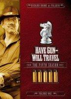 Have Gun Will Travel - Season 5 - Volume 1