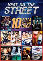 Heat On The Street - 10 Film Action Pack