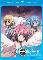 Heaven's Lost Property: The Angeloid Of Clockwork - The Movie (DVD + BLU-RAY)