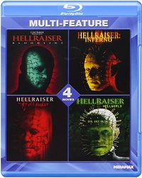 Hellraiser Collection (BLU-RAY)