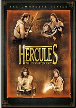 Hercules - The Legendary Journeys: The Complete Series