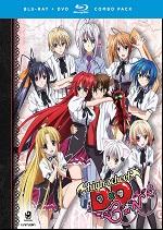 High School DxD Born - Season 3 (DVD + BLU-RAY)