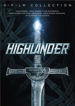 Highlander - 5-Film Collection