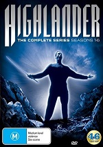 Highlander - The Complete Series