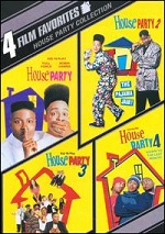 House Party Collection - 4 Film Favorites