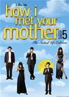 How I Met Your Mother - Season 5 - The Suited Up Edition