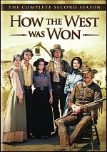 How The West Was Won - The Complete Second Season
