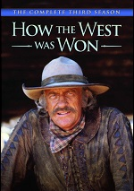 How The West Was Won - The Complete Third Season