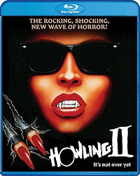 Howling II: Your Sister Is A Werewolf  (BLU-RAY)