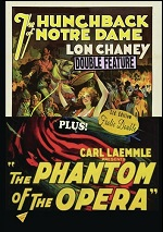 Hunchback Of Notre Dame/ Phantom Of The Opera