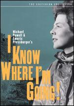 I Know Where I´m Going! - Criterion Collection