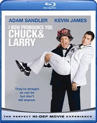 I Now Pronounce You Chuck & Larry (BLU-RAY)