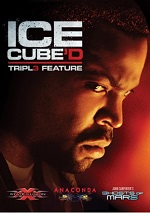 Ice Cube Triple Feature